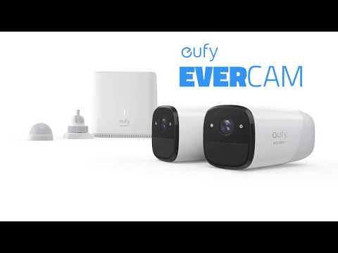 EverCam - The wirefree security cam with 365-day battery