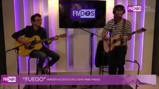 Juanes Fuego acústico