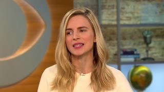 """Creator and star Brit Marling on """"The OA"""""""