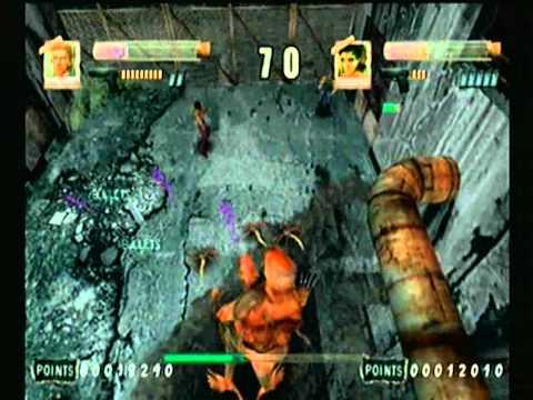 Lets Play - Zombie Revenge (Dreamcast)
