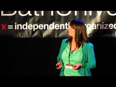 What does resilience look like? | Abigail Eaton-Masters | TEDxBathUniversity