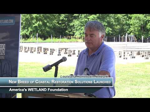 New Breed of Coastal Restoration Solutions Launched