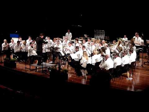 Muziekgezelschap Juliana Holtum Concours 2010 - Castell Caerffili