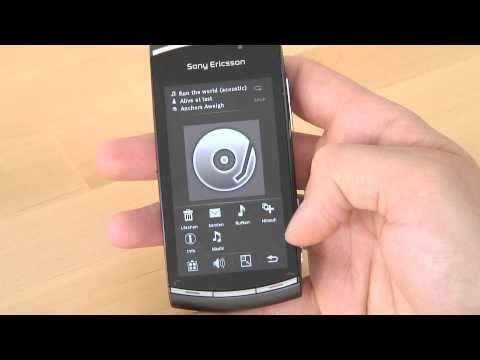 Sony Ericsson Vivaz pro Test Multimedia