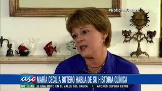 ¿Cuántos años tiene María Cecilia Botero? La actriz reveló su historia clínica