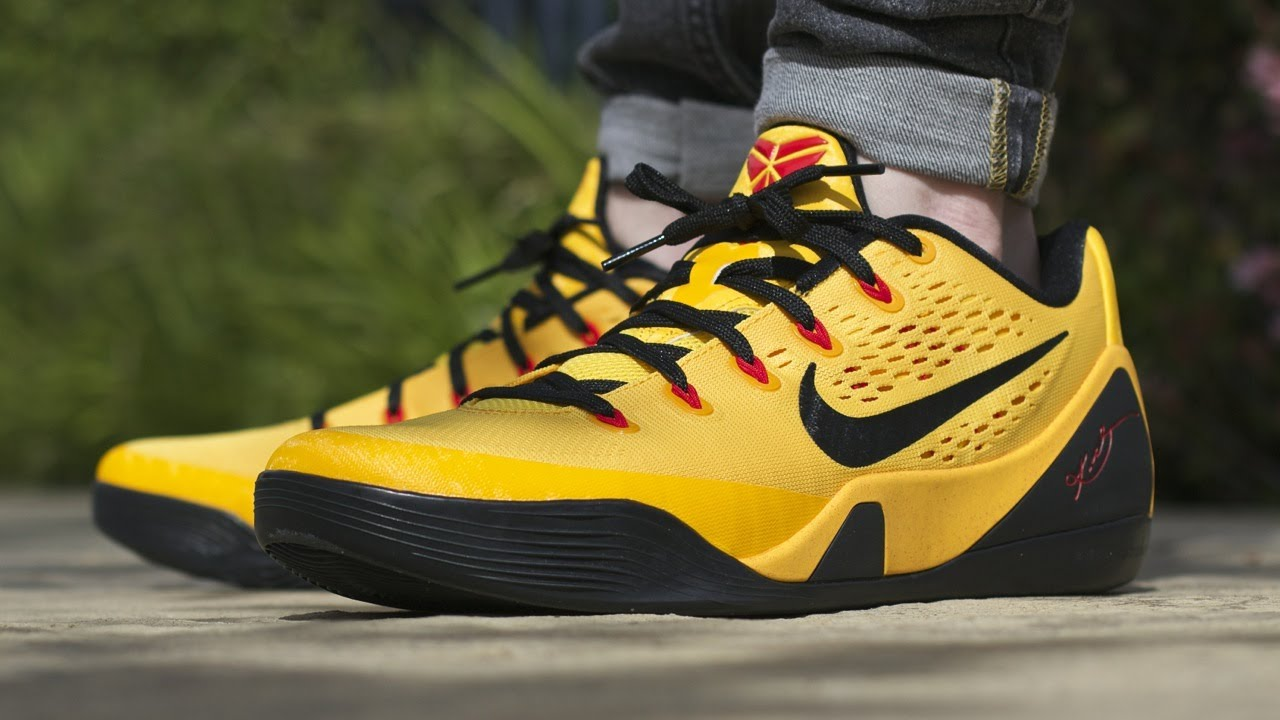 timeless design 6e7ca 98558 Nike Kobe IX 9 Low EM