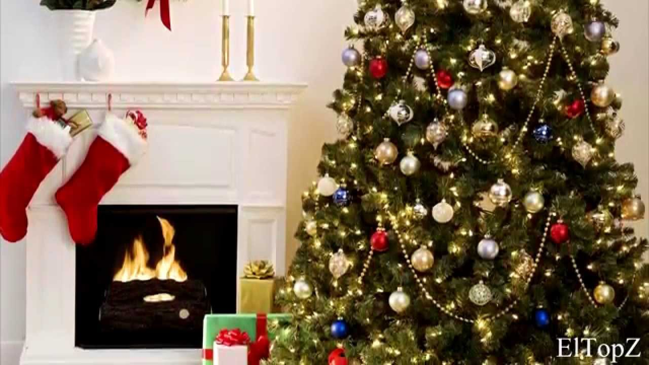 rbol de navidad de rojo ideas decorando el arbolito de navidad