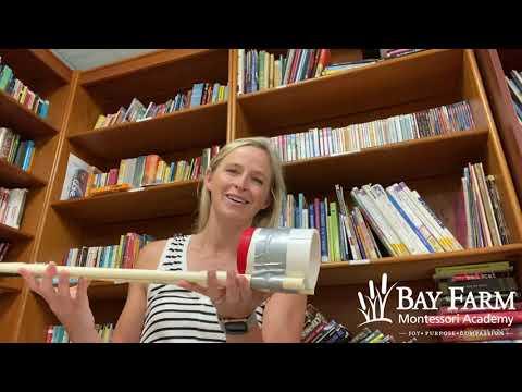 Bay Farm Montessori Academy | Design Thinking - The Vocal Visualizer