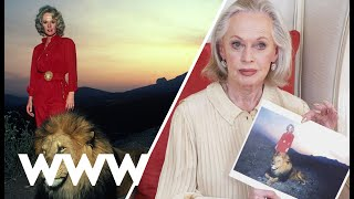 Tippi Hedren's Iconic Hollywood Fashion Through The Years   Who What Wear