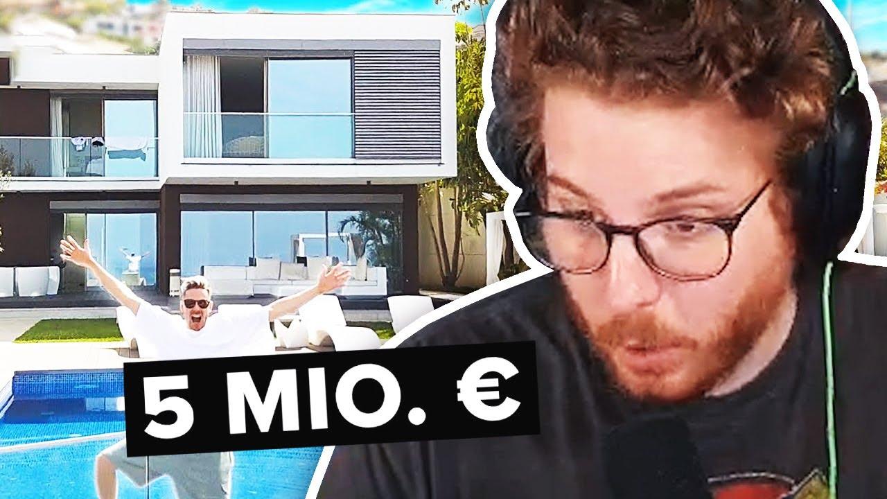 Download Unge REAGIERT auf Rewis 5 MILLIONEN Villa auf Madeira    #ungeklickt