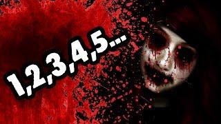 Страшилки на ночь - РАЗ, ДВА, ТРИ, ЧЕТЫРЕ, ПЯТЬ - Страшные истории
