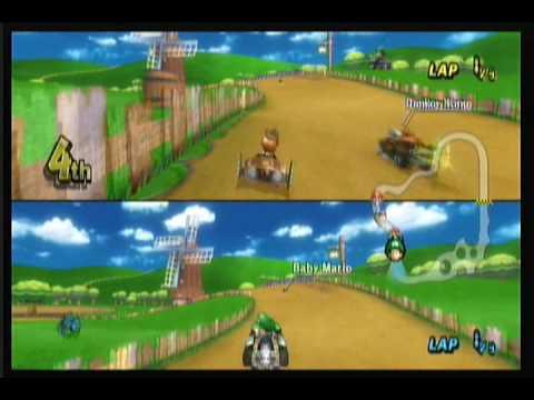 Let's Play Mario Kart Wii - Willkommen fur Mario Kraftfahrzeugen (1)