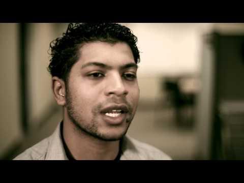 Wayne State Student Spotlight - David
