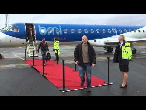 Jönköping to the world via Frankfurt