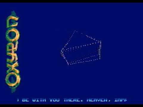 Desire's Arsantica 3 Atari XL/XE Demo - Oxyron hidden screen in SD