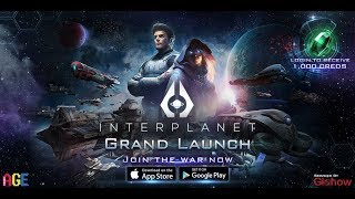 INTERPLANET Android GamePlay