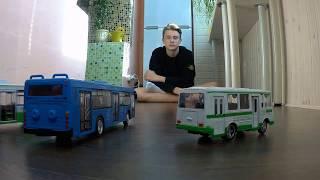 Стритрейсинг пассажирского игрушечного транспорта