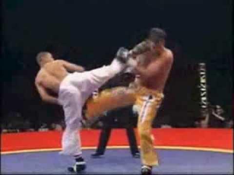 WCL - Daniels vs. Copeland KO