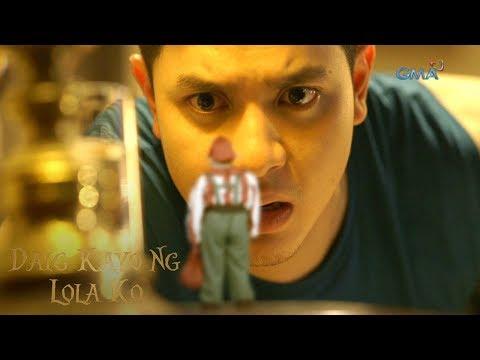 Daig Kayo Ng Lola Ko: Nonoy meets Santa's elf