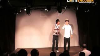 2012年10月28日(日)中野studio twlにて開催された「笑学生NEXT vol.4」...