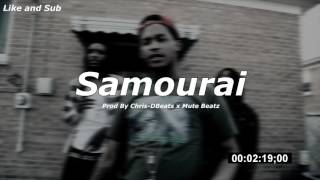 Fredo Santana x Gino Marley || Samourai| Trap Beat [Prod By Chris-DBeats x Mute Beatz]