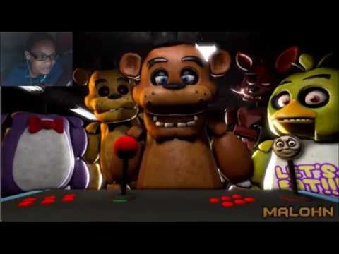 Five Nights of Debauchery REACTION | MANGLE WANTS THE D!