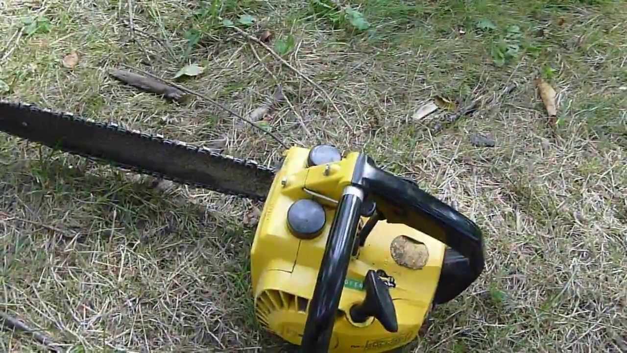 vintage 1972 mcculloch mini mac 6 chainsaw youtube rh youtube com mcculloch mini mac 30 parts manual McCulloch Mini Mac Chainsaw Manual