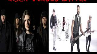 Rock Versus Battle - Saliva vs. Skillet