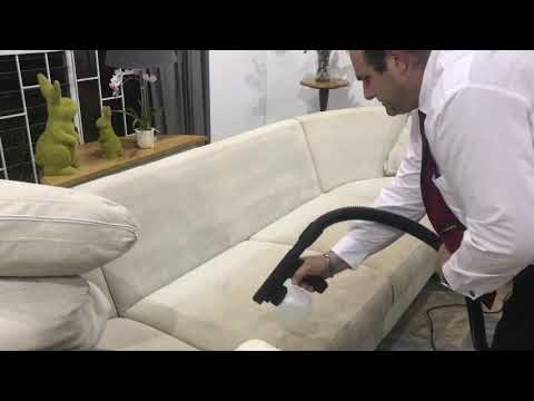 Washing Couches With Kirby Avalir Youtube