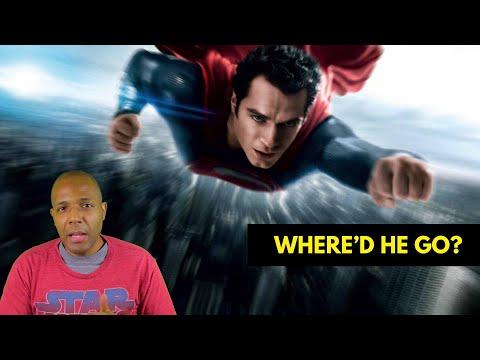 If Henry Cavill's Still Superman, Where's His Next Movie?