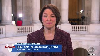Sen. Amy Klobuchar on Inauguration and Closing Divisions Under Biden-Harris | The View