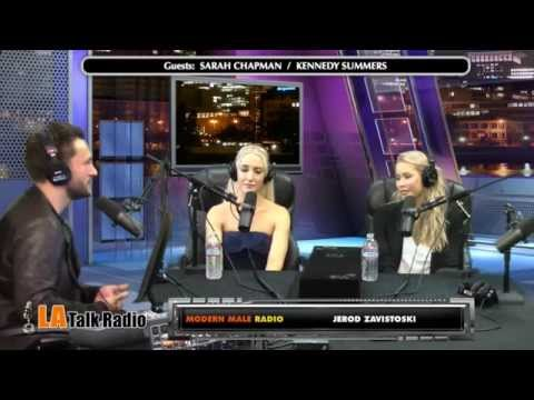 Modern Male Radio Ep. 49 SMART GIRLS  Kennedy Summers  Sarah Harris Chapman