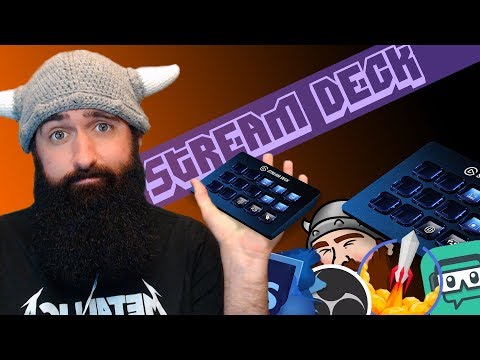 Elgato Stream Deck set up / Making the most of your Stream Deck / What can the Stream Deck do?