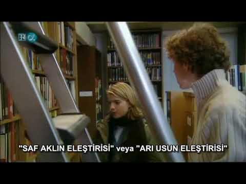 Uslu ol evladım! İmmanuel Kant ( Turkish Subtitle )