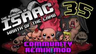 Binding of Isaac: Community Remix Mod - 35 - Shredding Skin