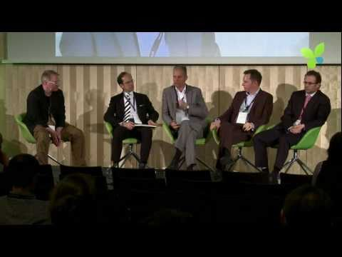 ECO11: Cleantech VC Panel Taylor Wessing WHEB Zouk Climate Change Capital