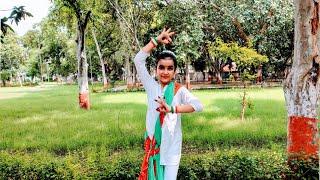 Jaaga Hindustan | patriotic dance | Independence Day Special Classical Dance | Gold | Aaradhya Malik