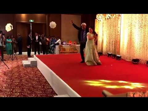 Laung Da Lashkara Groom' Parents .... Wedding Choreography