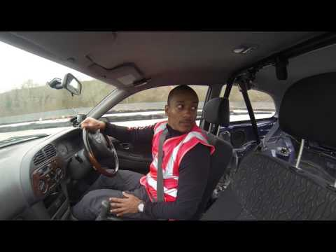 PRECISION DRIVING LEVEL 3 TEST