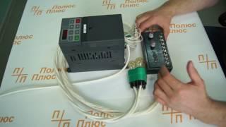 Как работает частотный преобразователь(Видеоролик наглядно показывает, как работает преобразователь частоты на примере преобразователя от компа..., 2016-09-14T17:21:29.000Z)