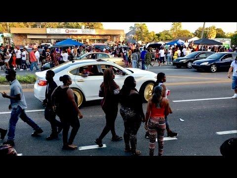 St Pete MLK Day 2017 9th Street Strip prt 1