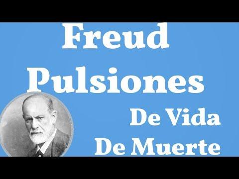 Freud Pulsiones Pulsion De Vida Pulsion De Muerte Youtube