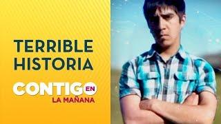 Carlos Pinto impactó con el caso de la militar y el psicópata del furgón - Contigo en La Mañana