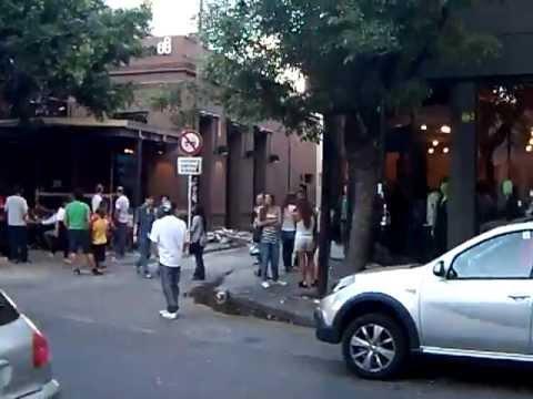 PALERMO HOLLYWOOD - PALERMO SOHO - PLAZA SERRANO - PLAZA ARMENIA - BUENOS AIRES ARGENTINA