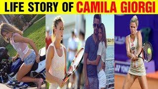 Camila Giorgi Life Story | The History of Camila Giorgi | Lifestyle of Camila Giorgi