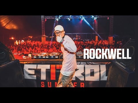 ROCKWELL / Madhouse stage - Let It Roll 2016