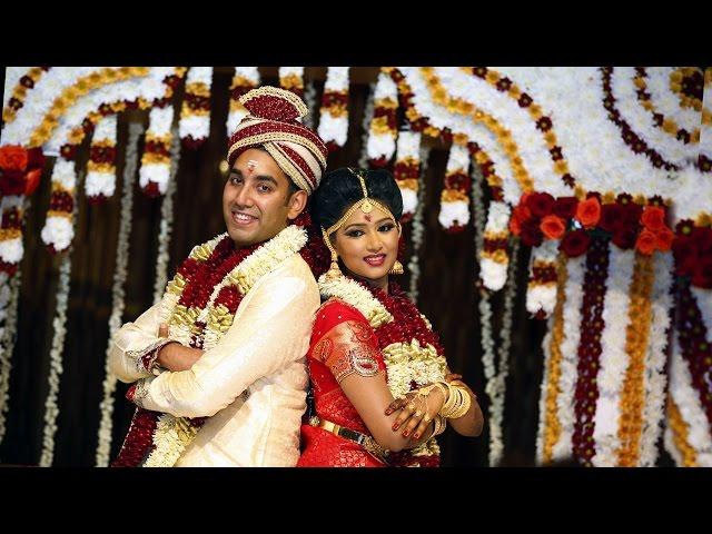 Tamil Hindu Wedding - Myuran & Tharsika