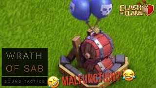 Clash Of Clans - Defence Malfunction | Sound Tactics
