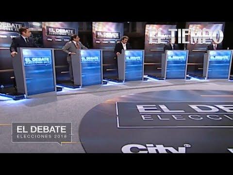 ¿No hay garantías para las elecciones? Todos los candidatos contra Petro | EL TIEMPO