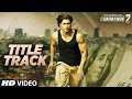 Commando (Title Track)   Vidyut Jammwal, Adah Sharma, Esha Gupta, Freddy Daruwala  